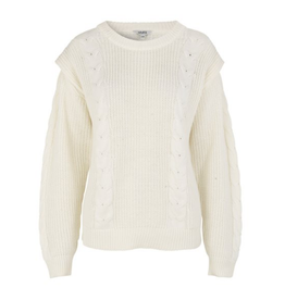 MbyM Marin knit white