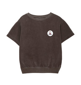 Gondolier SS Sweat Brown