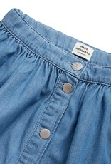 Mads Norgaard Stelila Skirt Denim Blue