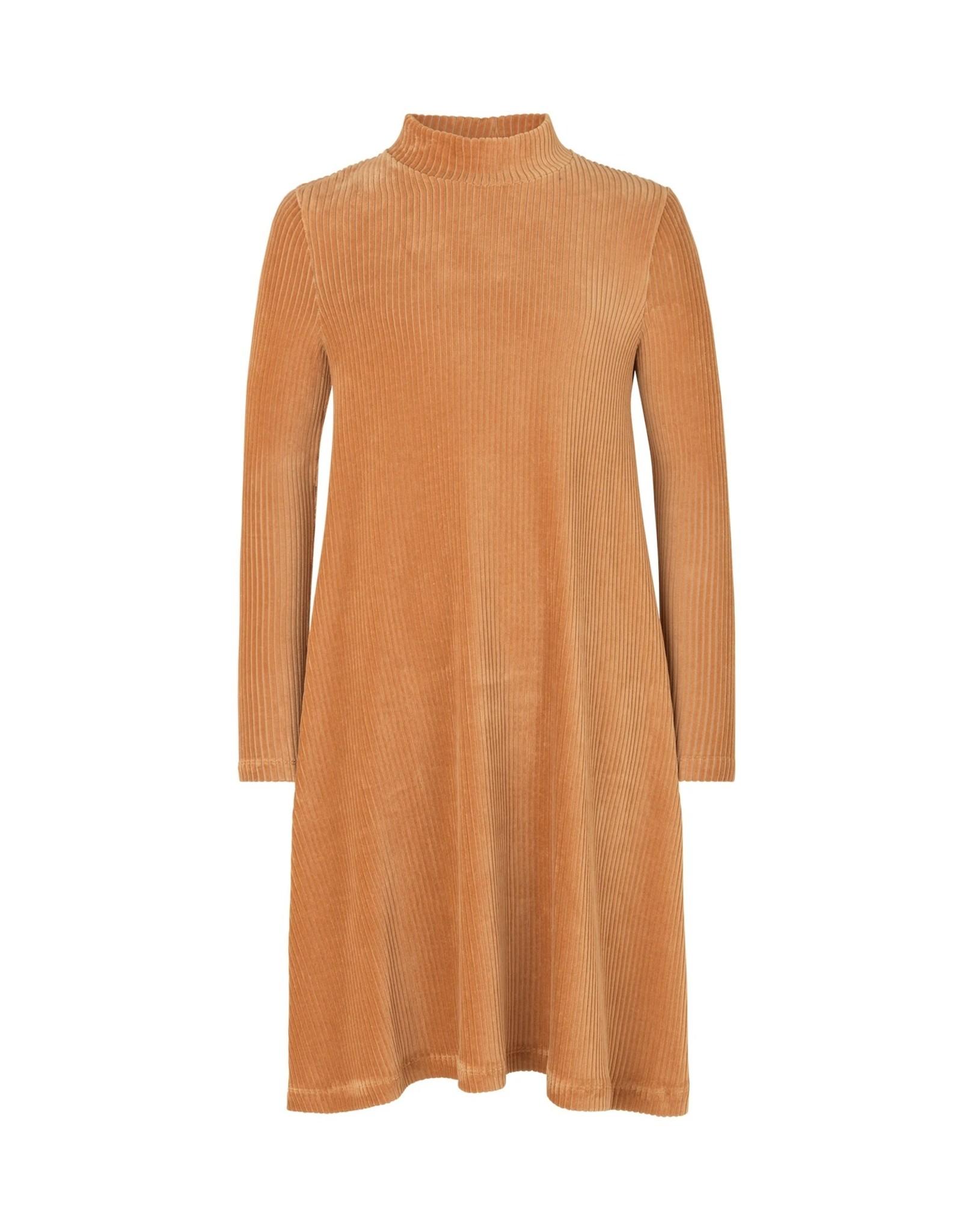 Mads Norgaard Dacina Dress Camel