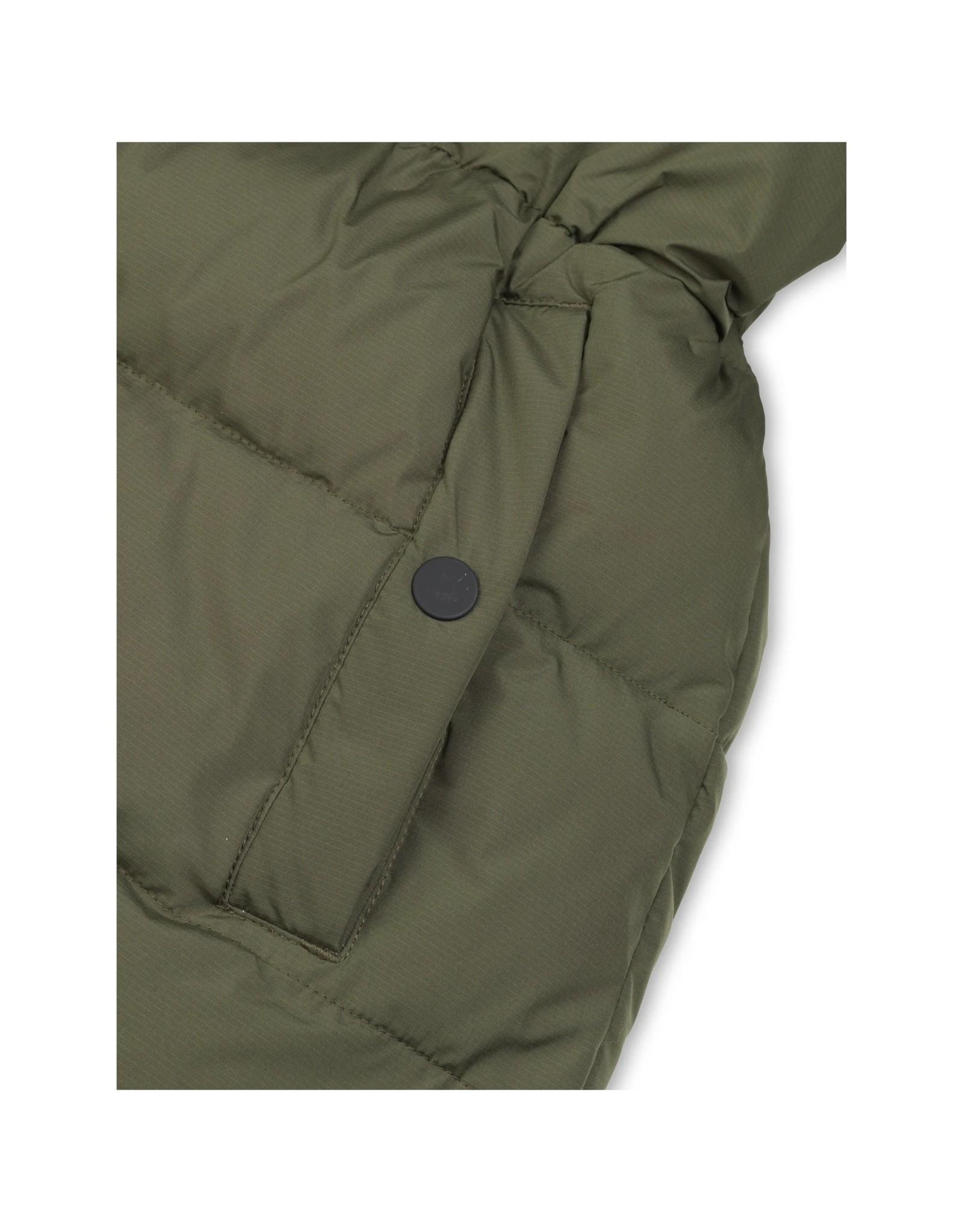 Jolina Coat Green