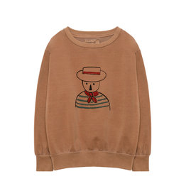 Gondolier Sweat Camel