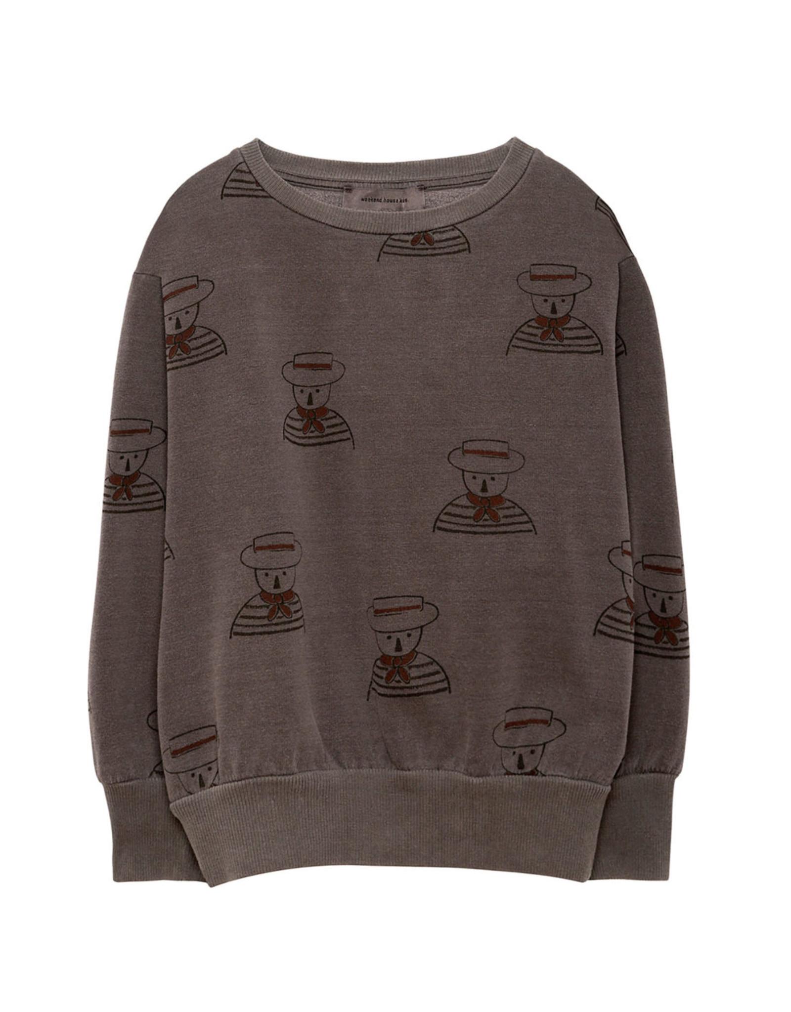 Gondolier Sweat Brown