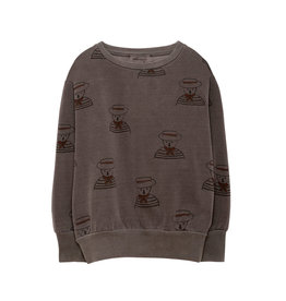 Gondolier Sweat Brown