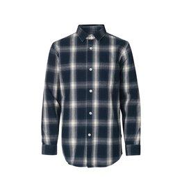 Mads Norgaard Svantino Blouse Checkered Black/White