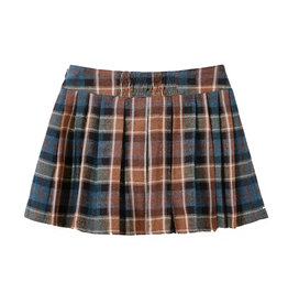 Jupe Checkered Skirt