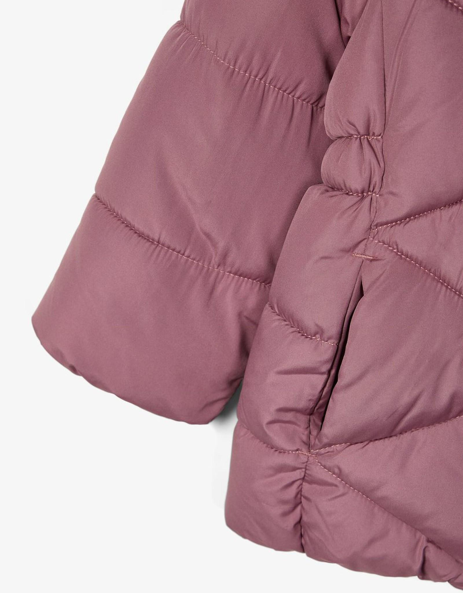 Milton Puffer Jacket pink