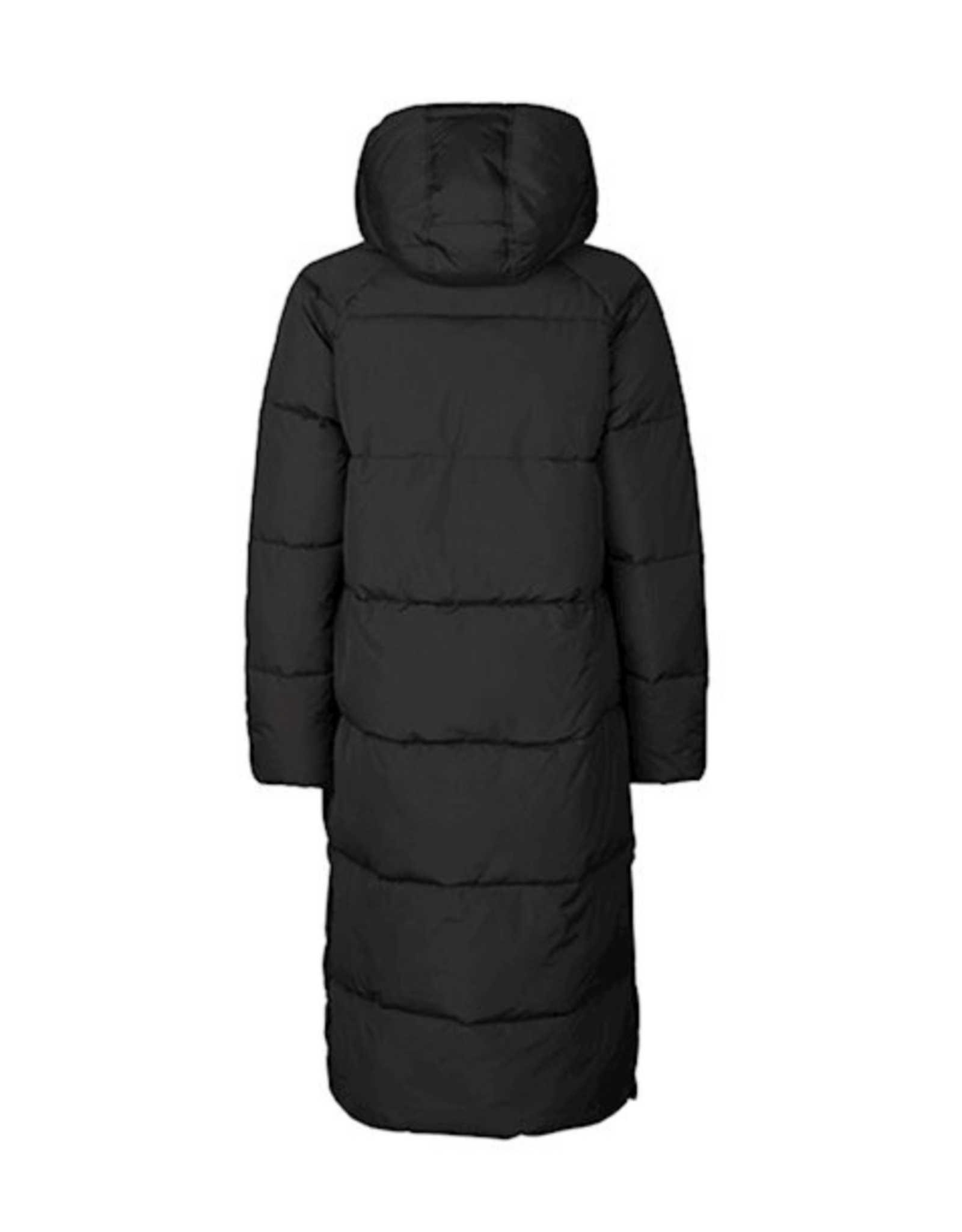 MbyM Ela Slit coat black