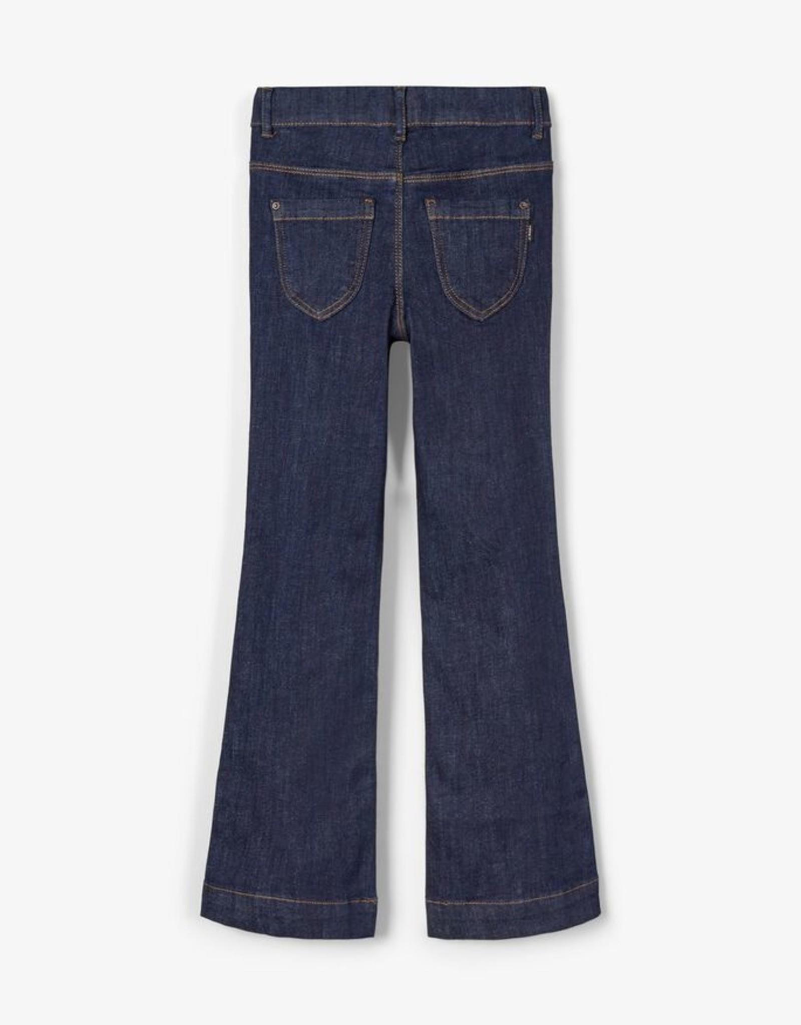 Polly Boot Pant dark blue