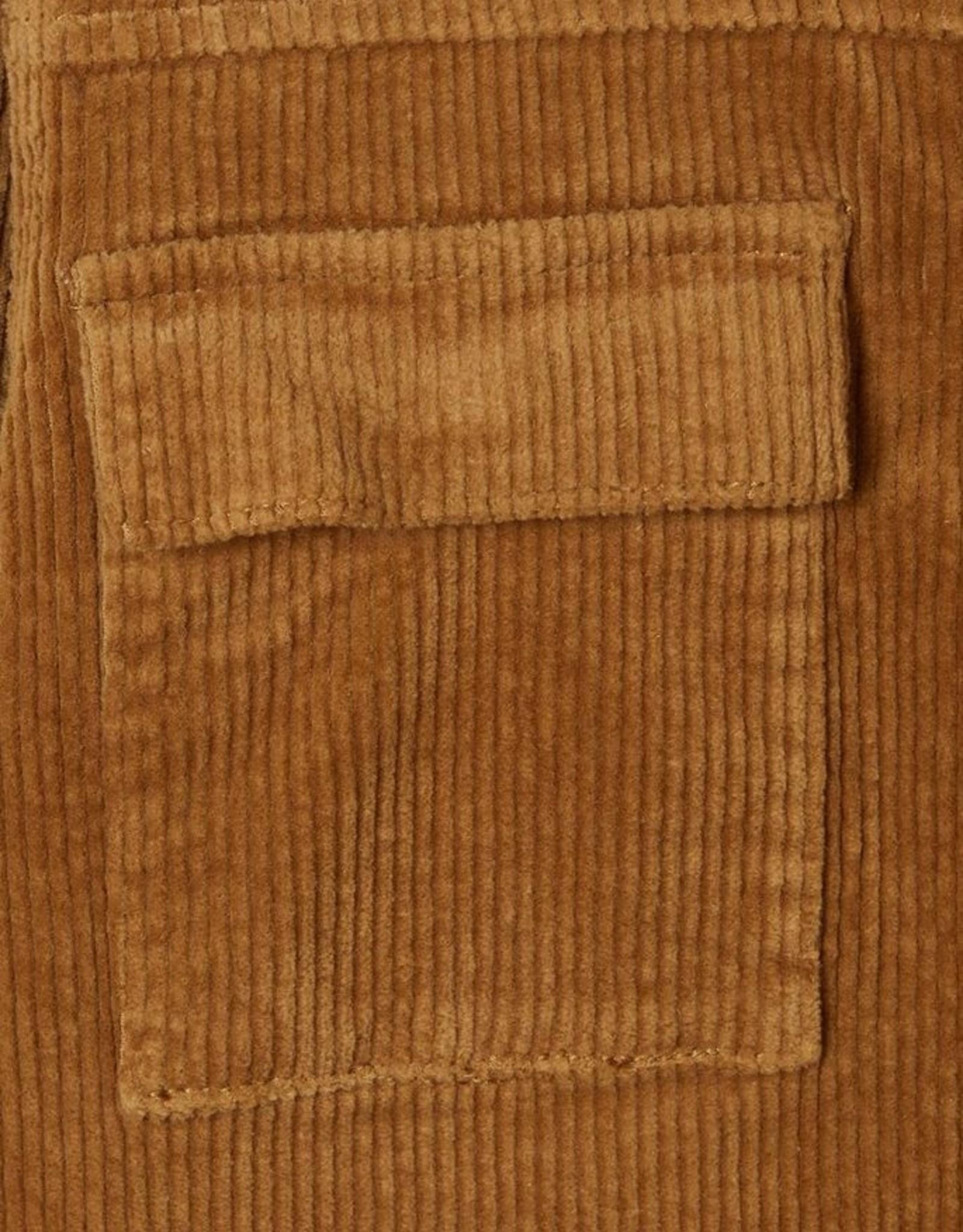 Cetorganic Corduroy Jacket brown