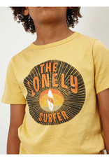 The Lonely Surfer SS yellow