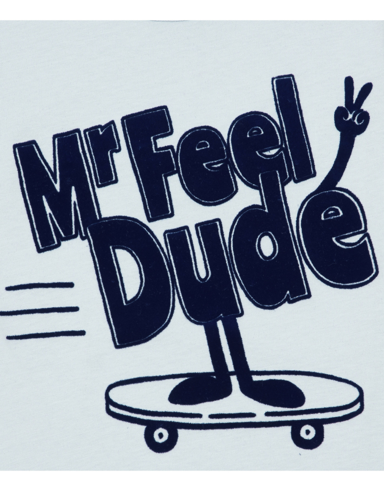 Mr Feel Dude SS blue