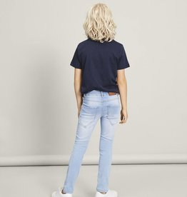 Theo Jeans Light Blue Denim