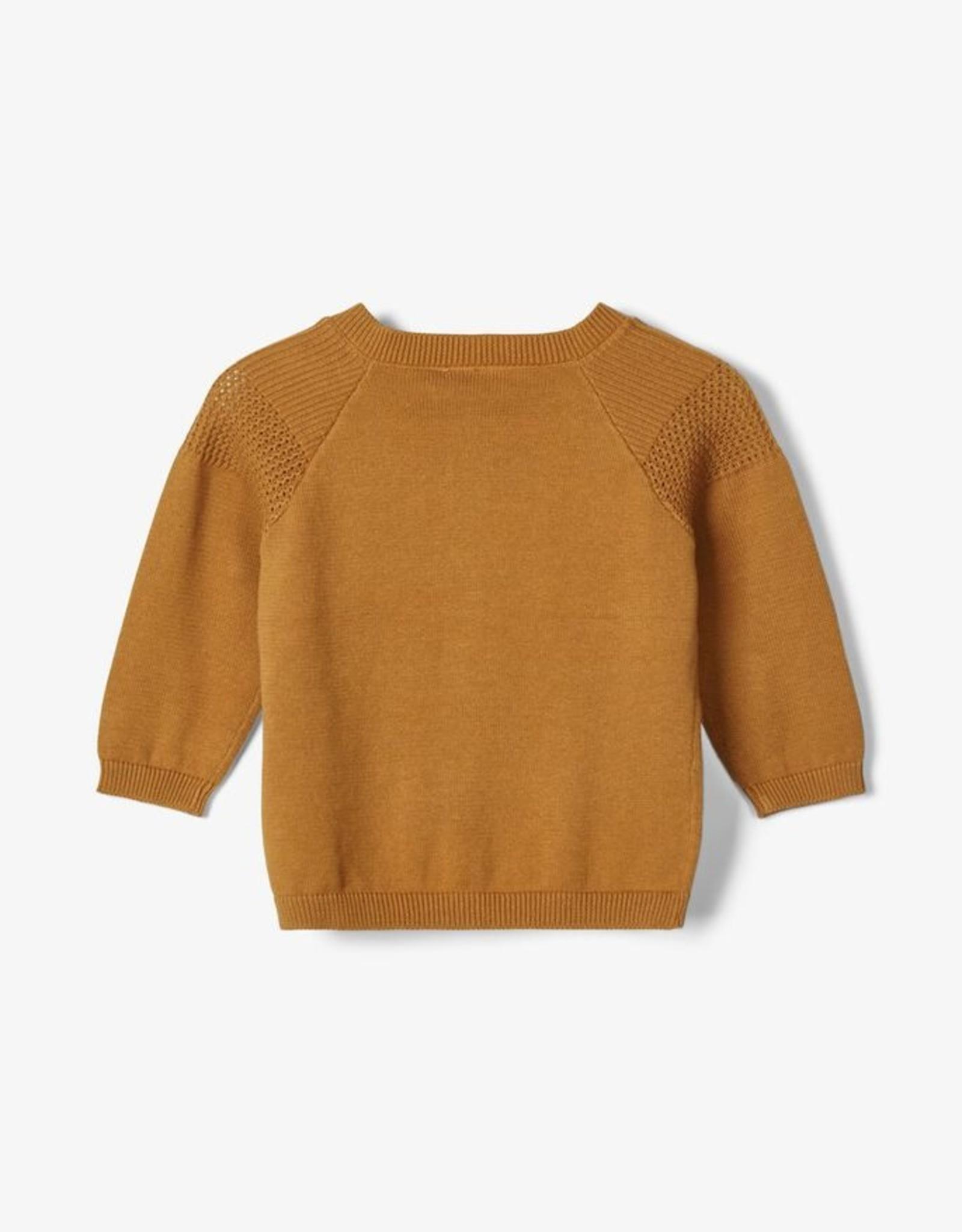 Laham cardigan brown