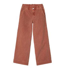 Nit Fizza Wide Pants Cedar Wood