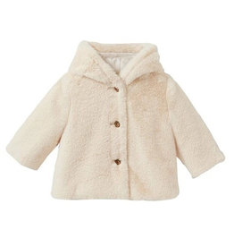 Cyrillus Manteau Coat White