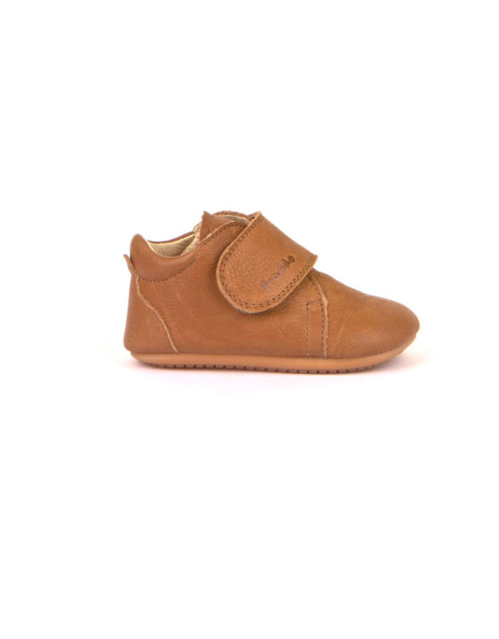 Prewalker shoes cognac