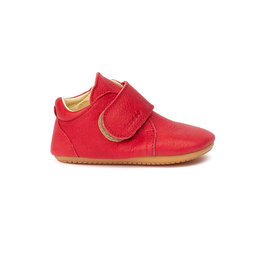 Froddo prewalker shoes red