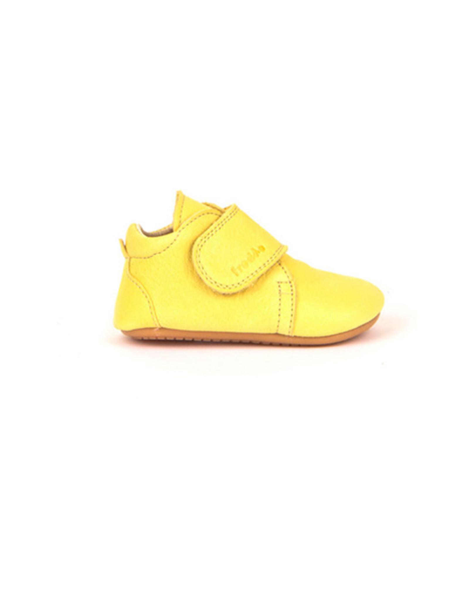 Froddo Prewalker Shoes Yellow