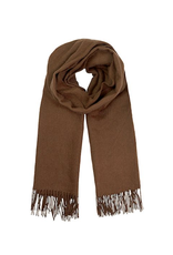 MbyM Stacy scarf brown