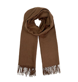MbyM MBYM STACY SCARF - BROWN