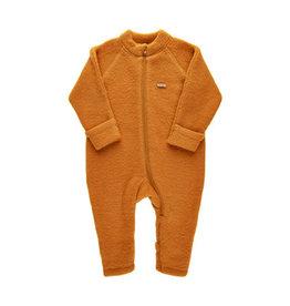 Merino wool overall camel