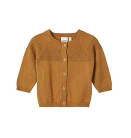 Laham cardigan brown