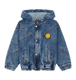 Jean jacket denim blue