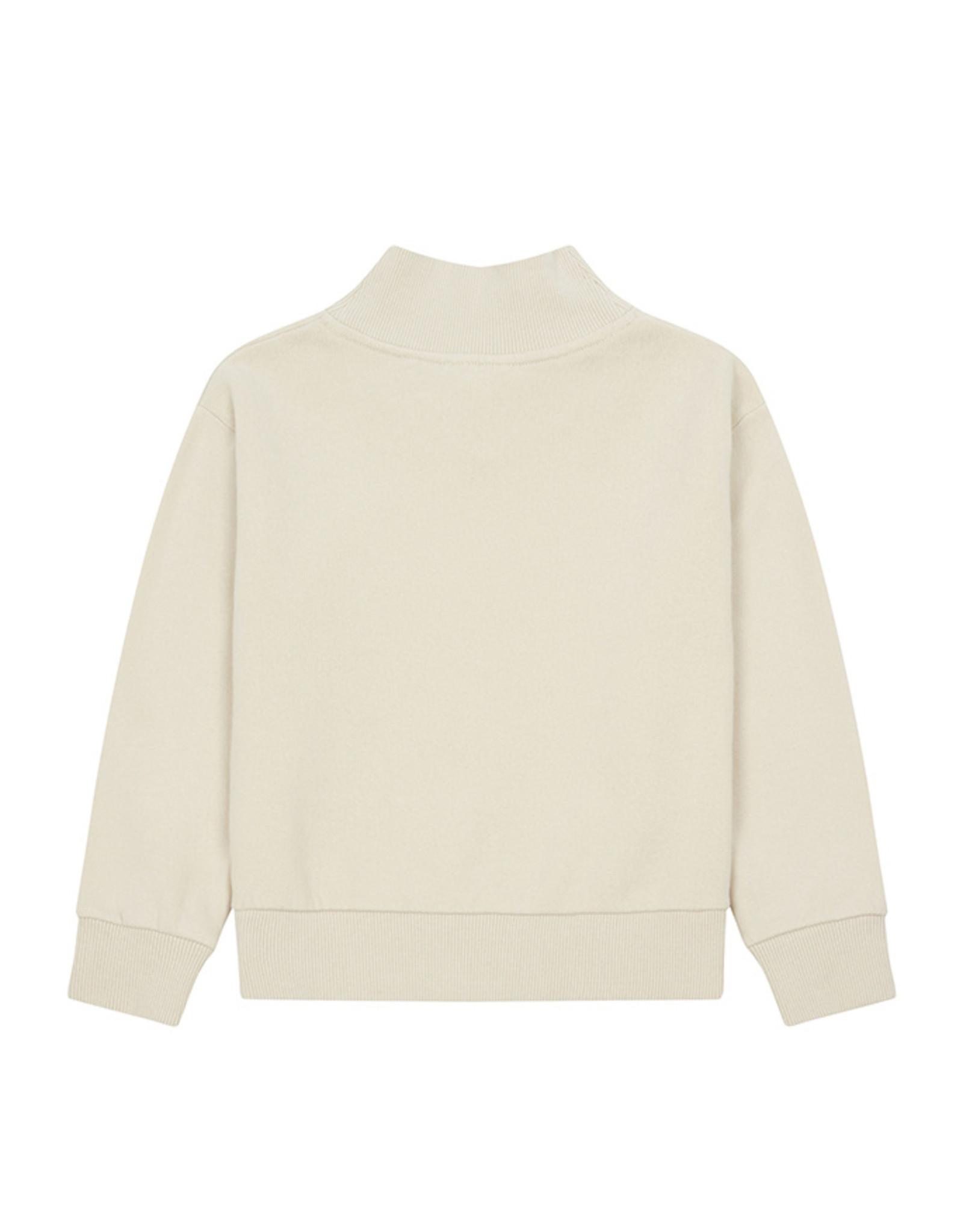 Your crew sweatshirt beige