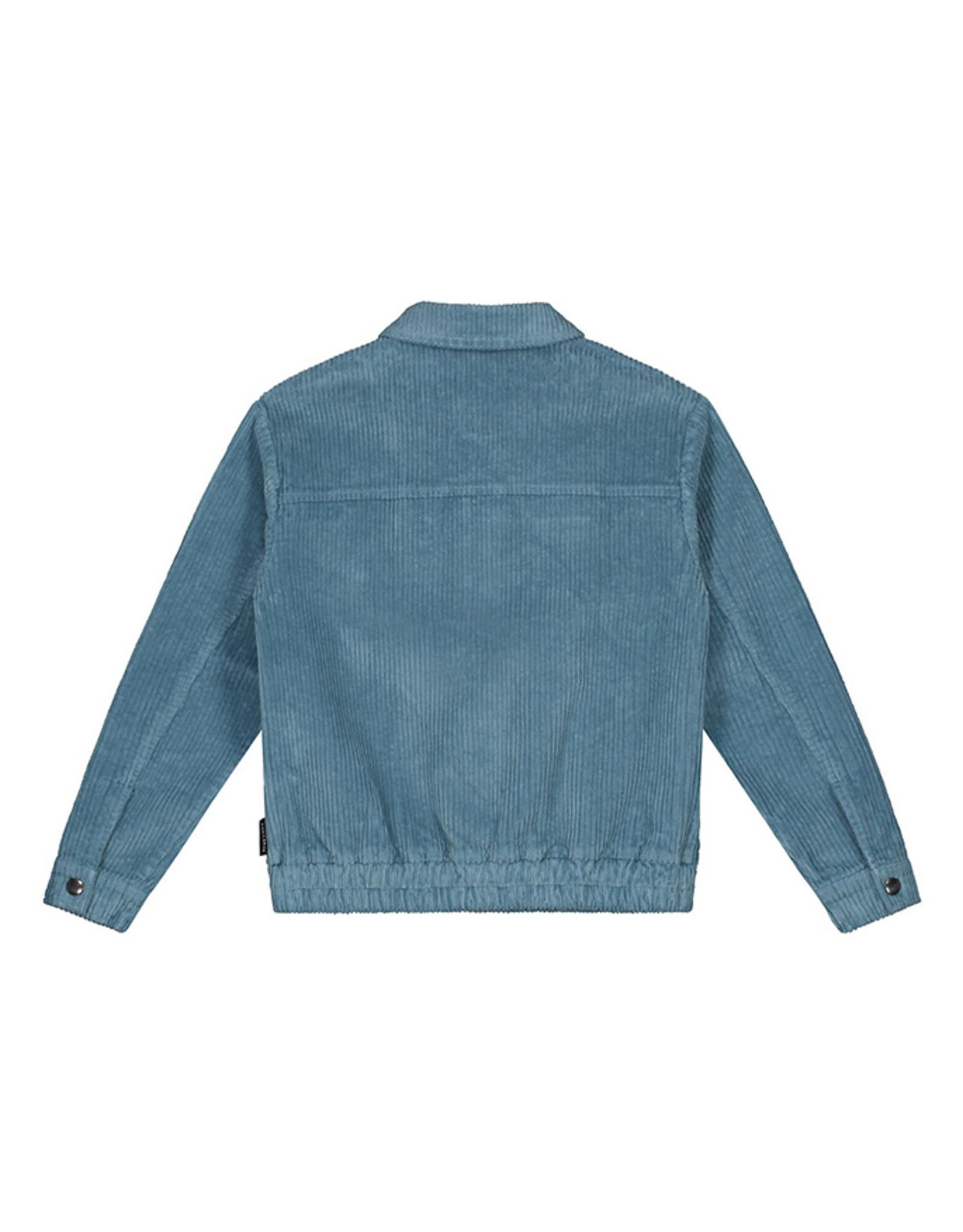 Arden Corduroy Jacket Blue