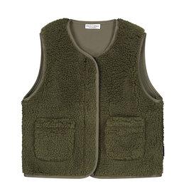 Daily Brat Teddy Vest
