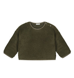 Teddy Sweater Green