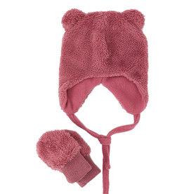 Melbel Teddy Pink Set