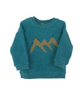 Sweatshirt How To Climb Blue