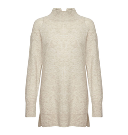 Soaked in Luxury Angel Pullover Beige