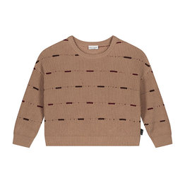 Dawn Knit Brown