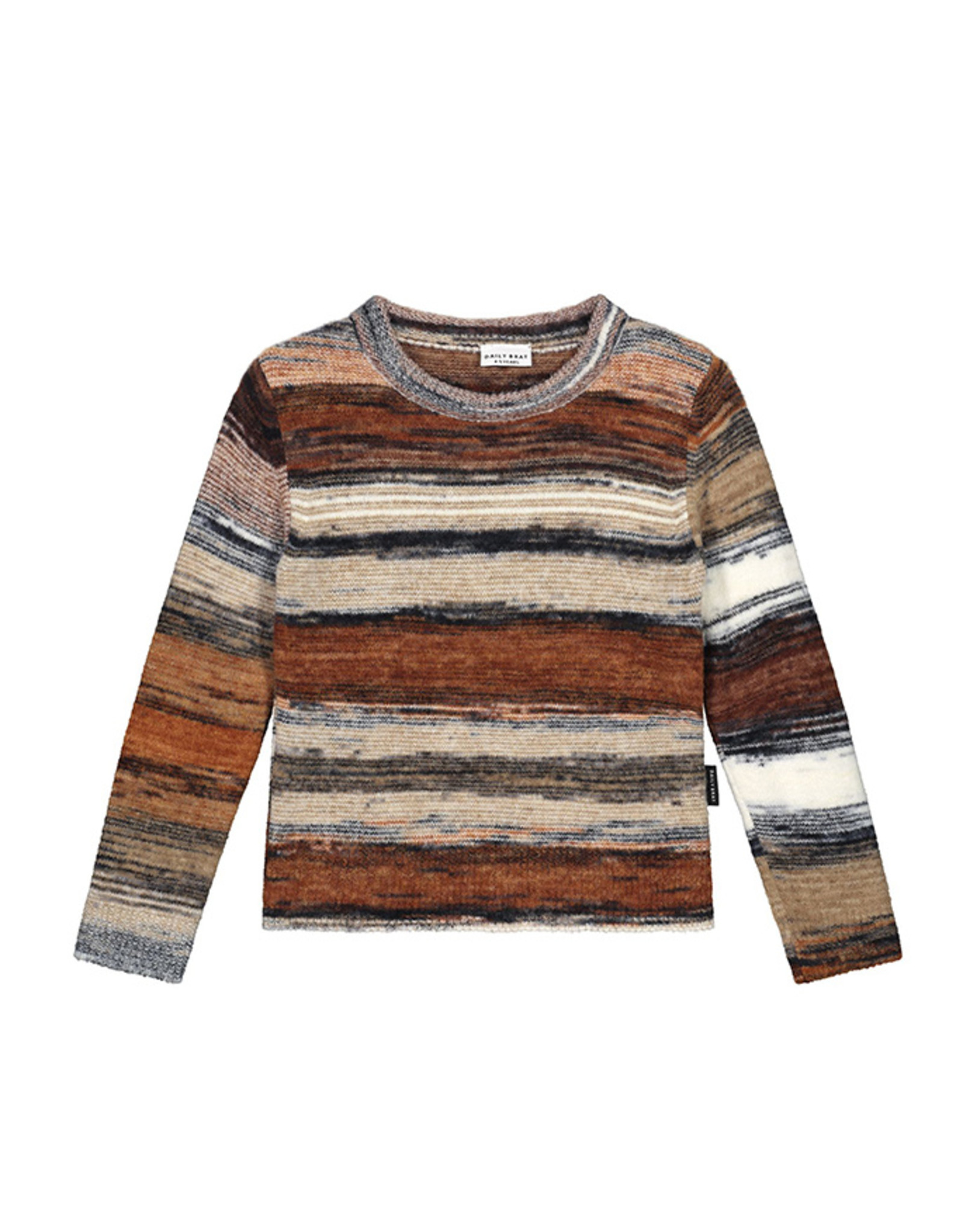 Daily Brat Franky Striped Knitted