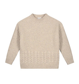 Daily Brat Mika Cable Knitted Sweater