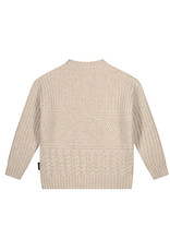 Mika Cable Knitted Sweater