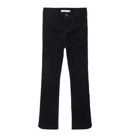 Polly Jeans Black Corduroy