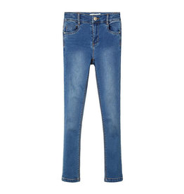 Polly Jeans Medium Blue