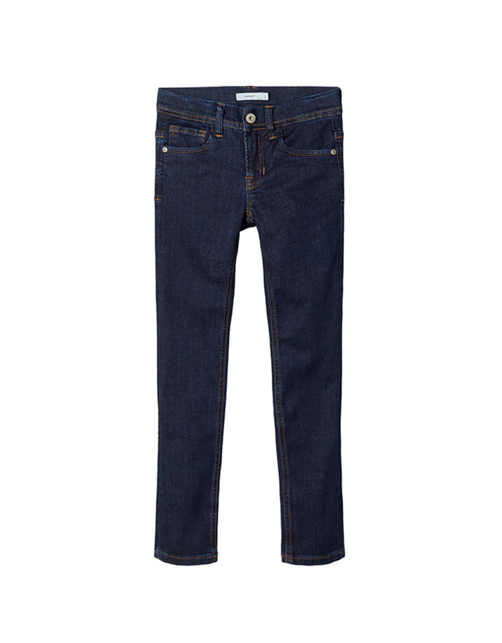 Theo jeans  dark blue denim