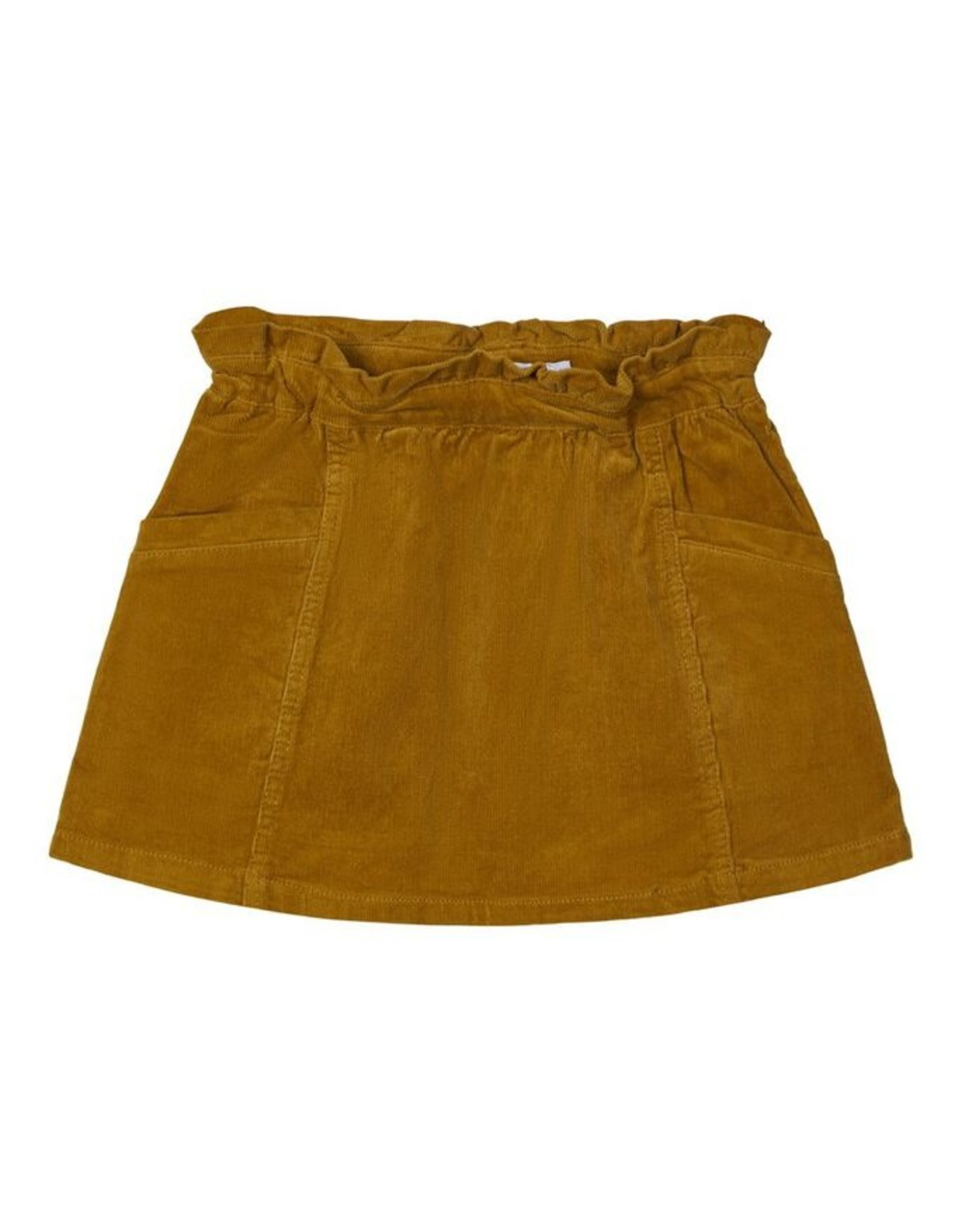 Betrices Corduroy Skirt Brown