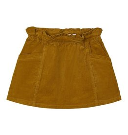 Betrices Corduroy Skirt Brown