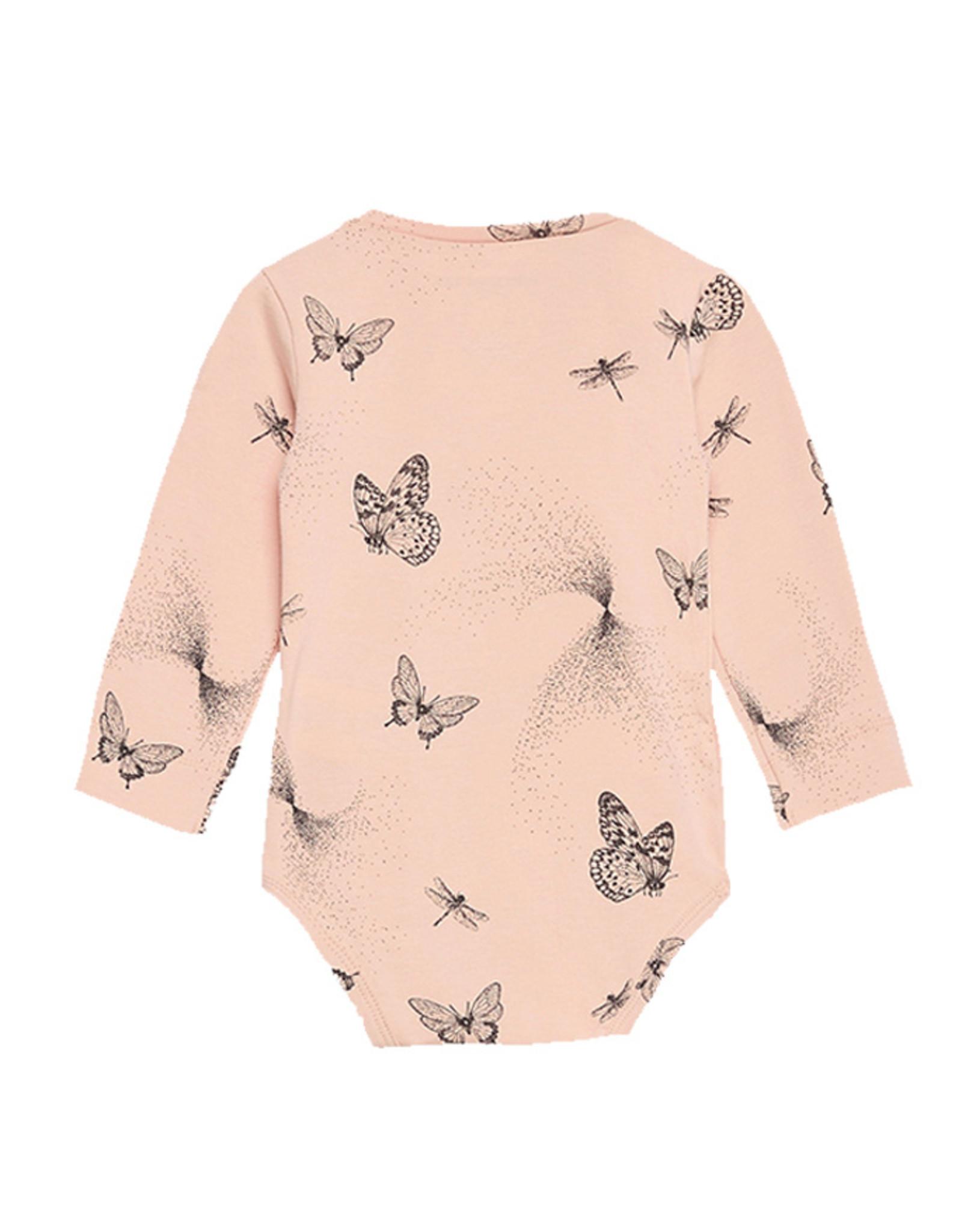Body Animal Print Pink