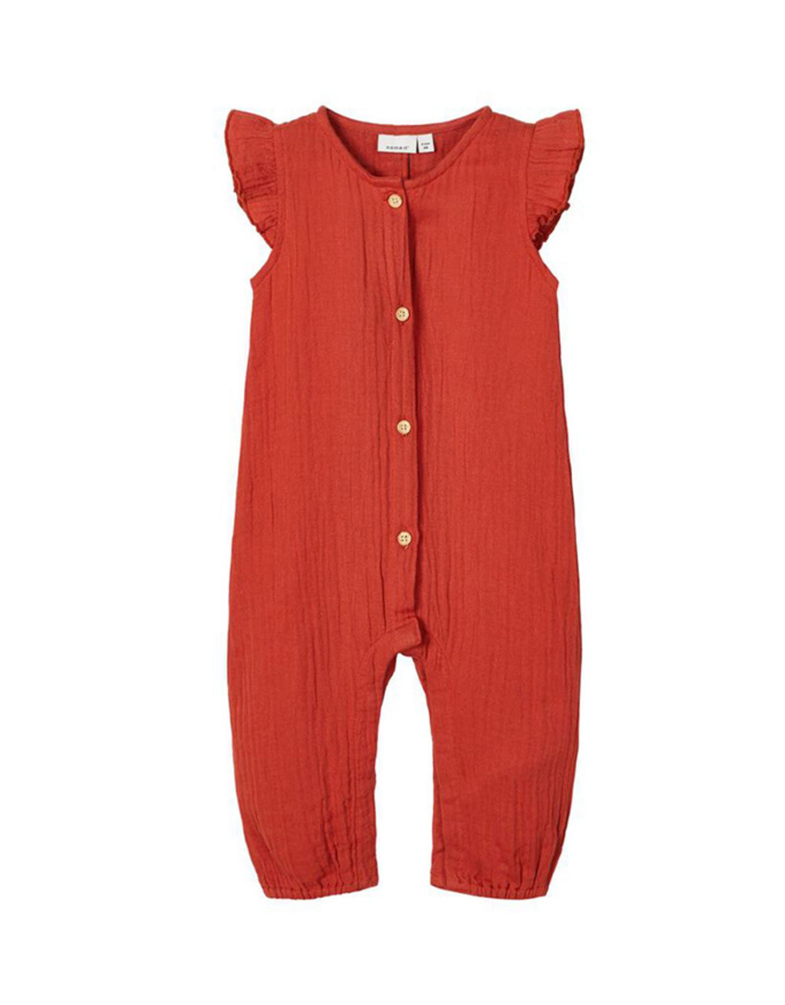 Nitush Suit Red