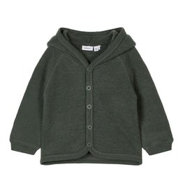 Mino Cardigan Green