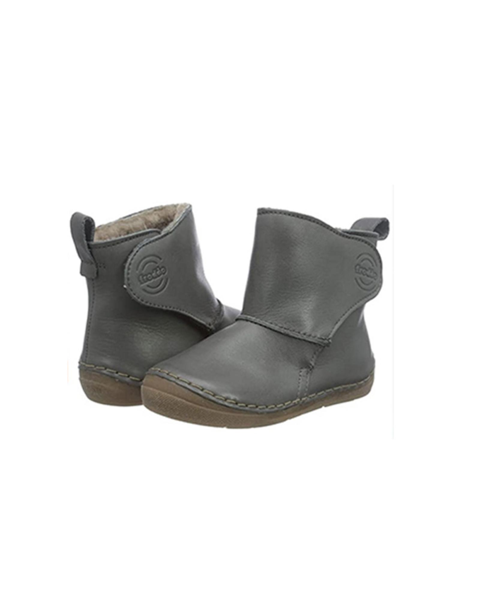 Froddo Fur Boots Grey