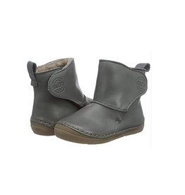 Froddo Fur Boots Grey