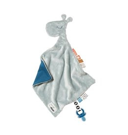 Done by Deer Comfort Blanket Blue